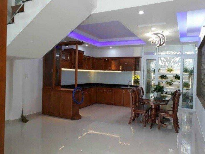 Bán nhà mặt tiền đường Phạm Văn Nghị. Nhà đẹp 3 tầng-6 phòng