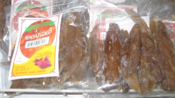 Khoai gieo - món đặc sản nổi tiếng của người dân Quảng Bình
