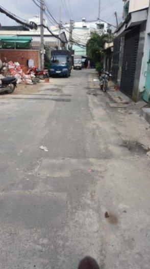 Đất nền chính chủ hai mặt tiền đường Trương Công Định,Tân Bình