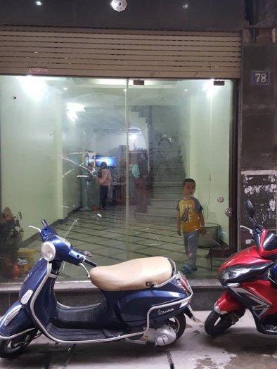 Bán nhà Bưu điện Hà Đông, Quang Trung ô tô kinh doanh nhỏ mặt tiền 3,5m