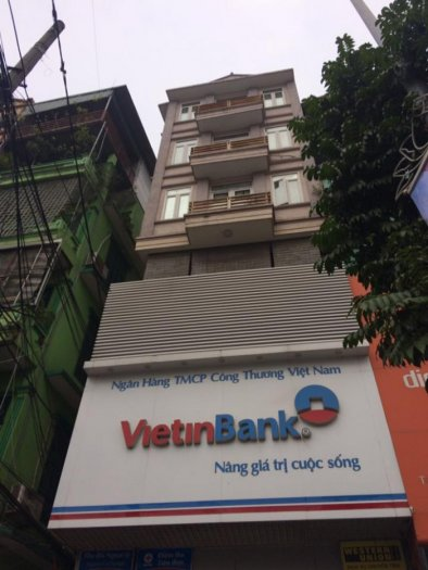 Bán nhà mặt phố Trần Quang Diệu diện tích 50m2x 5 tầng giá 12.8 tỷ.