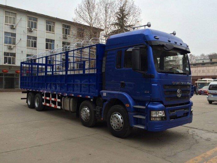 Xe tải thùng 4 chân shacman 5