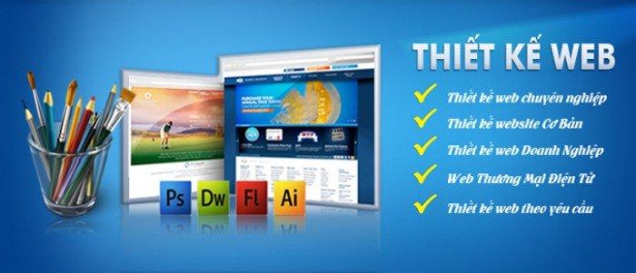 Dịch vụ thiết kế web chuyên nghiệp giá rẻ