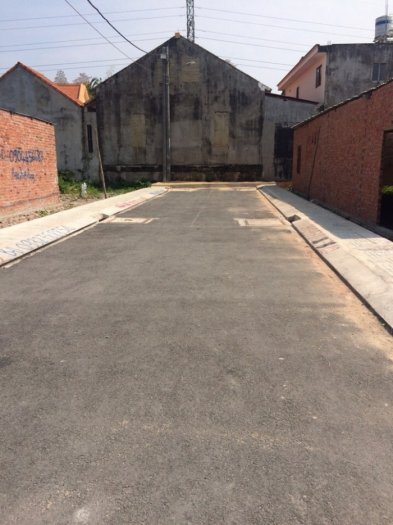 Bán đất đường 22 khu Đăng Quang, đường 8m, DT: 55m2