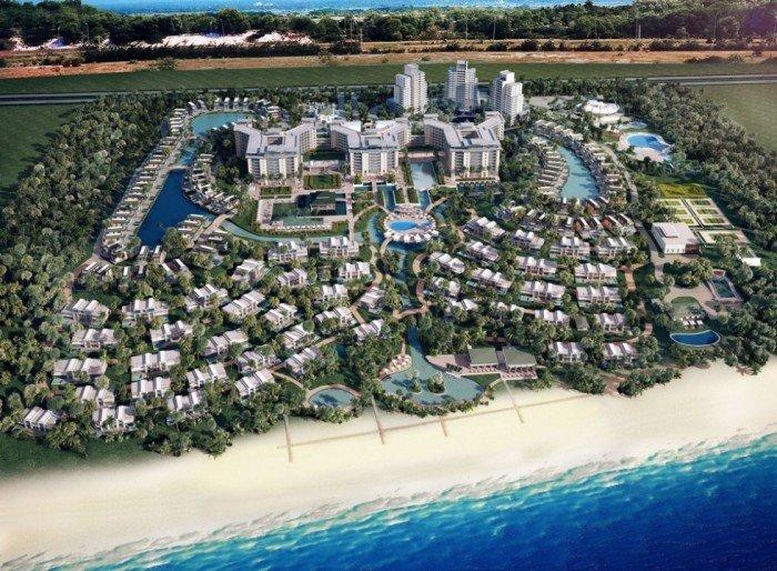 Đầu tư Universe Villas Cam Ranh chỉ với 3,6tr/m2 - Đón đầu xu thế BĐS nghỉ dưỡng biển Bãi Dài năm 2017