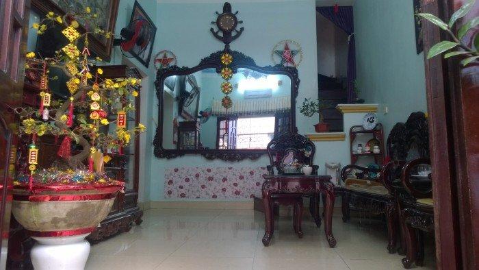 Bán nhà trong ngõ 41 THĐ, tp.Nam Định, 3.5 tầng, ĐN, 950 triệu