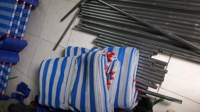 Giường vải lưới giá rẻ cho trường mầm non1