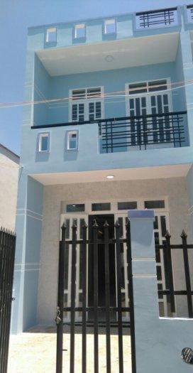 Nhà mới xây DT 4 x 25m 1 trệt 1 lầu SHR_ QL50