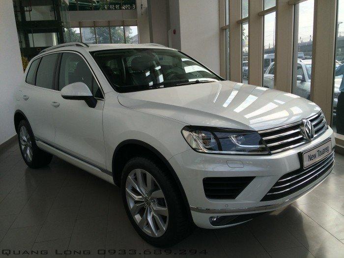 Tặng ngay 288 triệu khi mua SUV 4x4 4MOTION - 3.6 V6 FSI - VOLKSWAGEN TOUAREG GP nhập khẩu 3