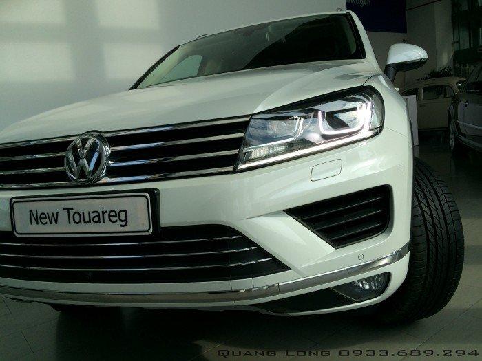 Tặng ngay 288 triệu khi mua SUV 4x4 4MOTION - 3.6 V6 FSI - VOLKSWAGEN TOUAREG GP nhập khẩu 5