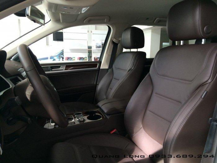 Tặng ngay 288 triệu khi mua SUV 4x4 4MOTION - 3.6 V6 FSI - VOLKSWAGEN TOUAREG GP nhập khẩu 13