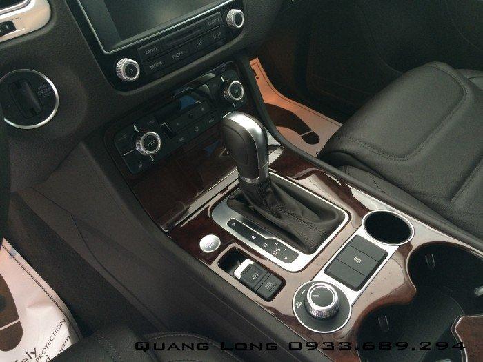 Tặng ngay 288 triệu khi mua SUV 4x4 4MOTION - 3.6 V6 FSI - VOLKSWAGEN TOUAREG GP nhập khẩu 14