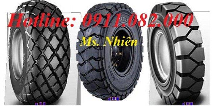 Phân phối lốp, vỏ xe nâng các loại giá rẻ toàn quốc