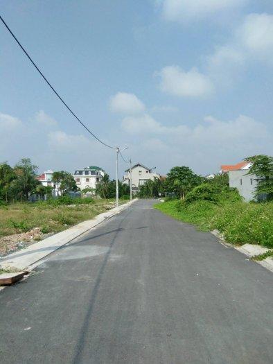 Bán đất ngay  cầu Giao Khẩu, DT: 114.8m2, giá 2.55 tỷ SHR