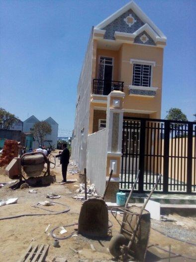 Bán nhà mặt tiền trên đường Đinh đức Thiện gần chợ Bình Chánh460tr/ 110m²SHR