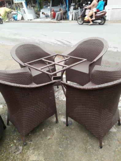 Bàn ghế cafe giá rẻ0