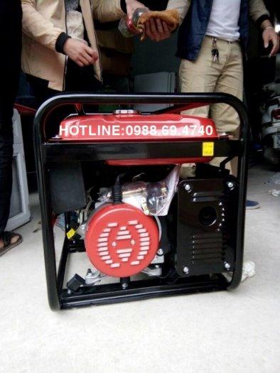 Cung cấp máy phát điện honda chạy xăng SH11000EX công suất 10kw1