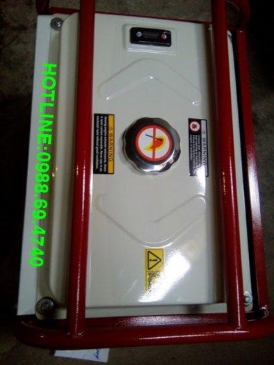 Cung cấp máy phát điện honda chạy xăng SH11000EX công suất 10kw2