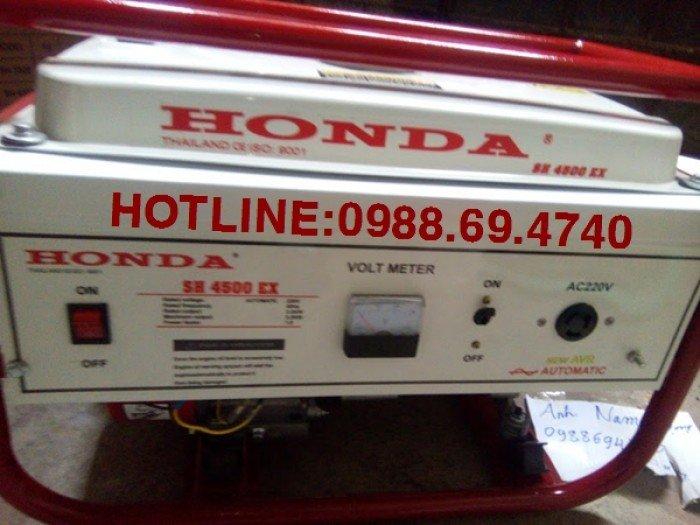 Địa chỉ mua máy phát điện Honda SH7500EX uy tín0