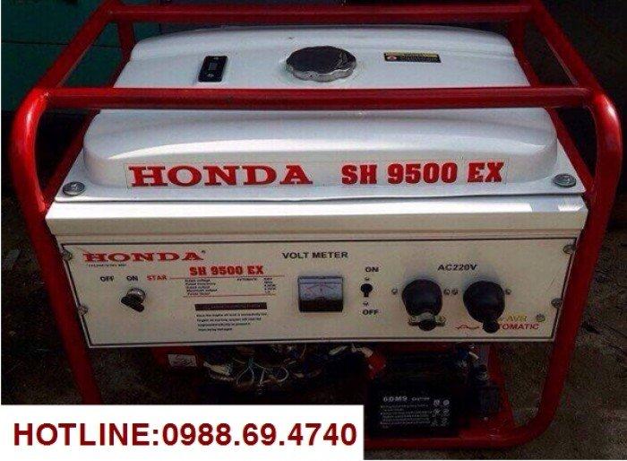 Địa chỉ mua máy phát điện Honda SH7500EX uy tín1