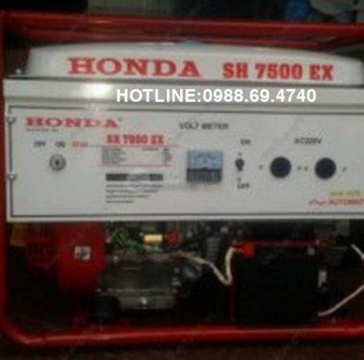 Địa chỉ mua máy phát điện Honda SH7500EX uy tín2