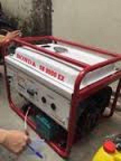 Địa chỉ mua máy phát điện Honda SH9500EX chính hãng1