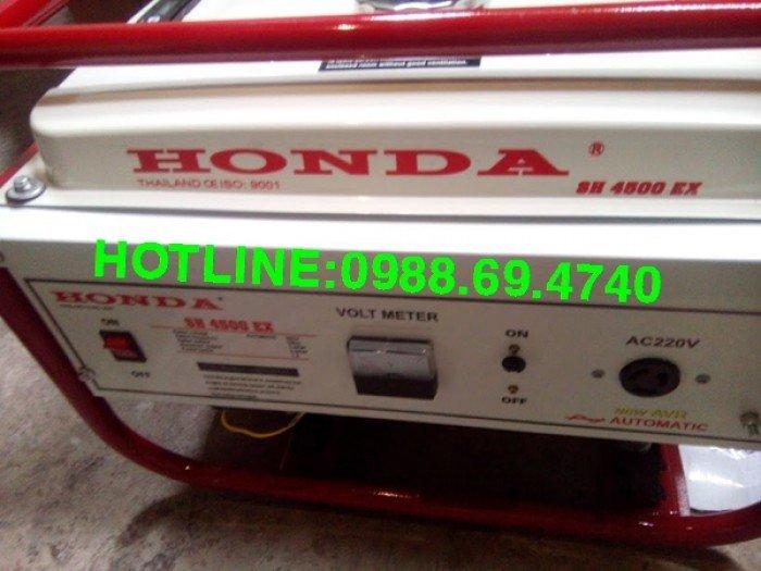 Địa chỉ mua máy phát điện Honda SH9500EX chính hãng2
