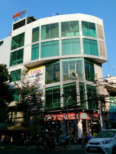 Bán khách sạn MT Lê Văn Sỹ Q3, 4 x 22, 5 lầu, giá 16 tỷ
