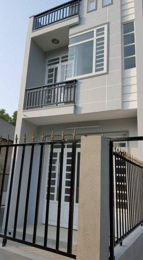 Bán nhà đường Hương Lộ 11- 5x18m 1 trệt 1 lầu- sổ hồng riêng