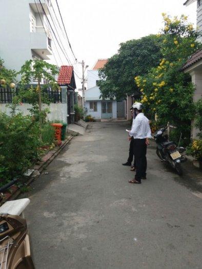 Bán đất đường 30 Linh Đông, Thủ đức, DT: 78m2