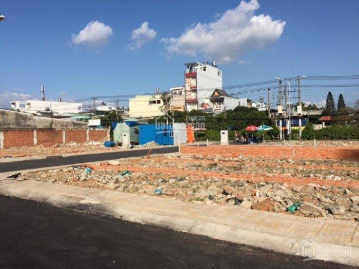 Bán đất mặt tiền Lê thúc Hoạch,đối diện trường Trần phú .giá 5.2tỷ