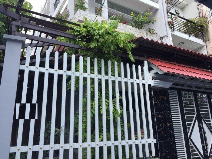 Nhà mới đẹp 3.5 tấm Hồng Bàng Q11 7x18m Giá 6 tỷ/tl