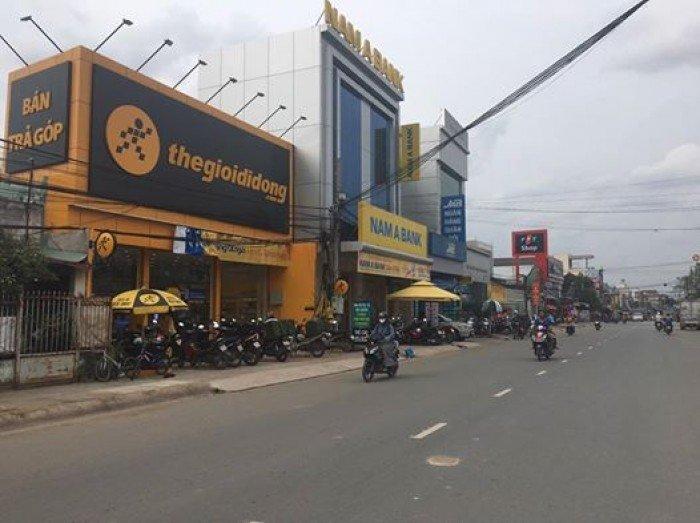Đất Tân Phước Khánh Tân Uyên diện tích 100m2