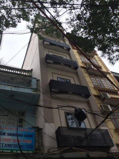 Bán nhà mặt ngõ 107 Nguyễn Chí Thanh Đống Đa dt100m2 7 tầng mặt tiền 3,7m