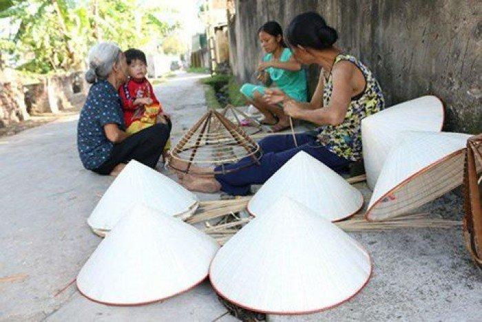 Bán nón lá giá rẻ tại hà nội13