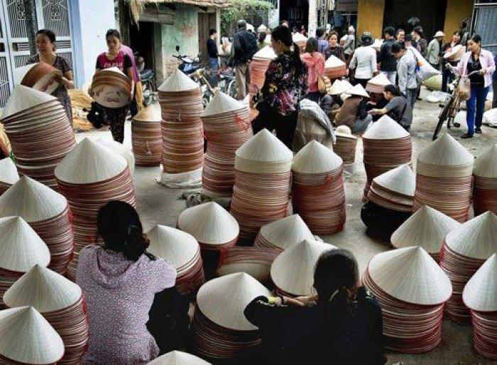 Bán nón lá giá rẻ tại hà nội15