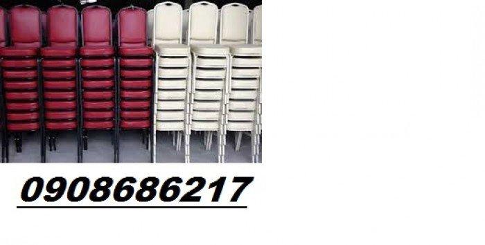 Bàn ghế nhà hàng tiệc cưới giá rẻ