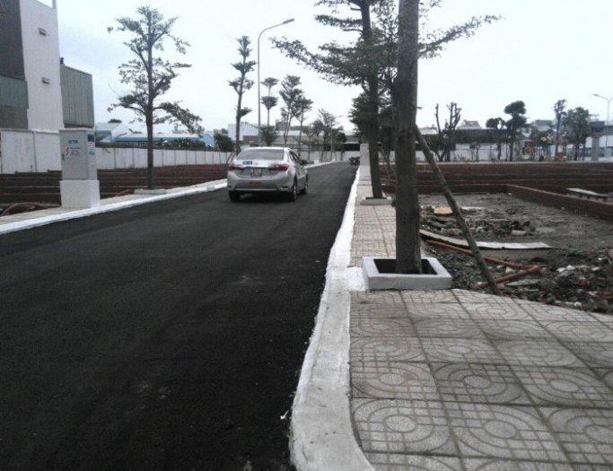 Lô đất 2 mặt tiền sau lưng BigC, nằm trên mặt tiền đường Chế Lan Viên
