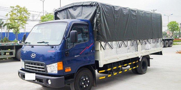 Hyundai HD65 sản xuất năm 2017 Số tay (số sàn) Xe tải động cơ Dầu diesel