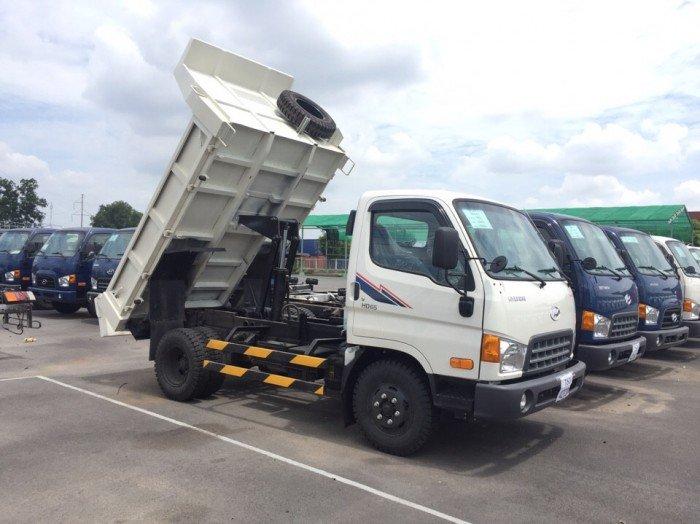 Giá xe tải Hyundai HD65, xe tải ben 1t75 vào thành phố, mua xe trả góp lãi suất thấp, hỗ trợ vay lên đến 100%