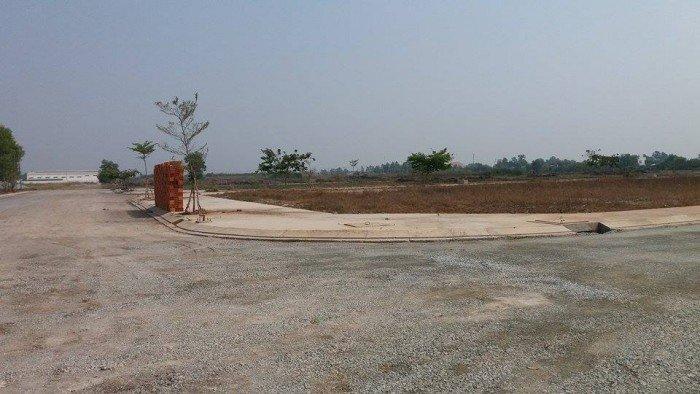 Đất nền ngay KCN cầu tràm, cách chợ bình chánh 3km, chỉ 426tr/100m2