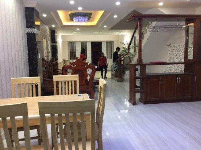 Nợ Ngân hàng cần bán gấp nhà đẹp, mặt tiền nội bộ 12m, Phạm Hữu Lầu,DT 5x18,5, 1 trệt 2 lầu