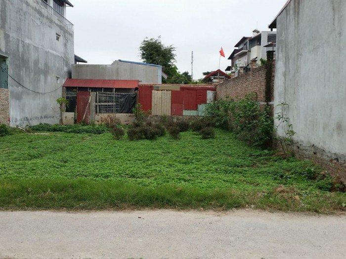 Bán đất khu vực đường máng nước An Đồng, An Dương