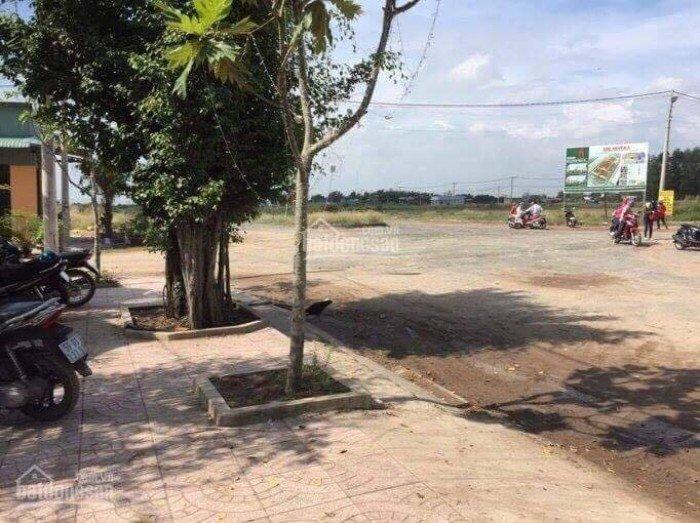 Đất mặt tiền đường 5 Nguyễn Văn Bứa Hóc Môn, SHR