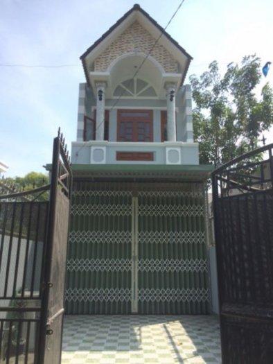 Nhà đường Nguyễn Văn Bứa, Xuân Thới Sơn, Hóc Môn, SHR, đường 15m