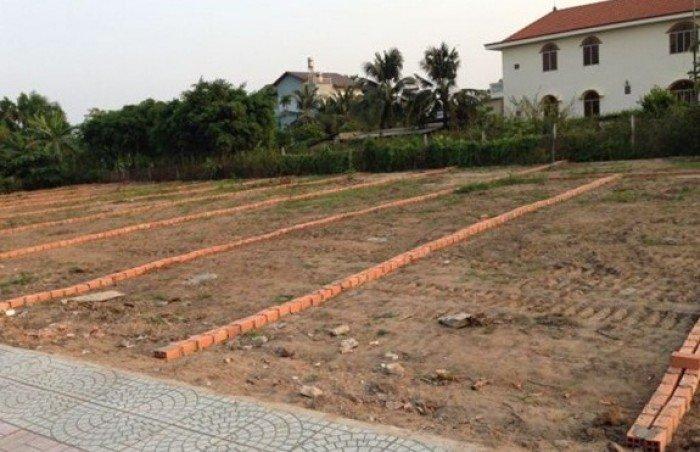Đất thổ cư 4x17m sổ riêng chính chủ, đường Phạm Văn Bạch, quận Tân Phú, tphcm