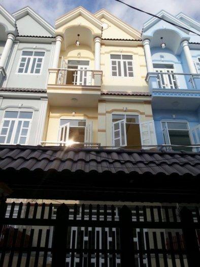 Bán nhà chính chủ SHR 4.3x15m, 1 trệt, hai lầu đường Huỳnh Tấn Phát, Nhà Bè