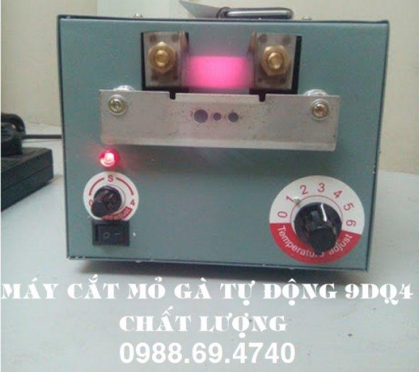 Máy cắt mỏ gà 9DQ4 tự động ,giao hàng toàn quốc0
