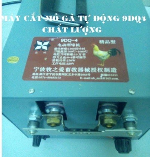 Máy cắt mỏ gà 9DQ4 tự động ,giao hàng toàn quốc2