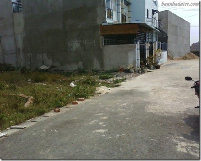 Đất mặt tiền lô K39 Nguyễn Văn Bứa, Hóc Môn, DT: 5x20m, SHR chính chủ